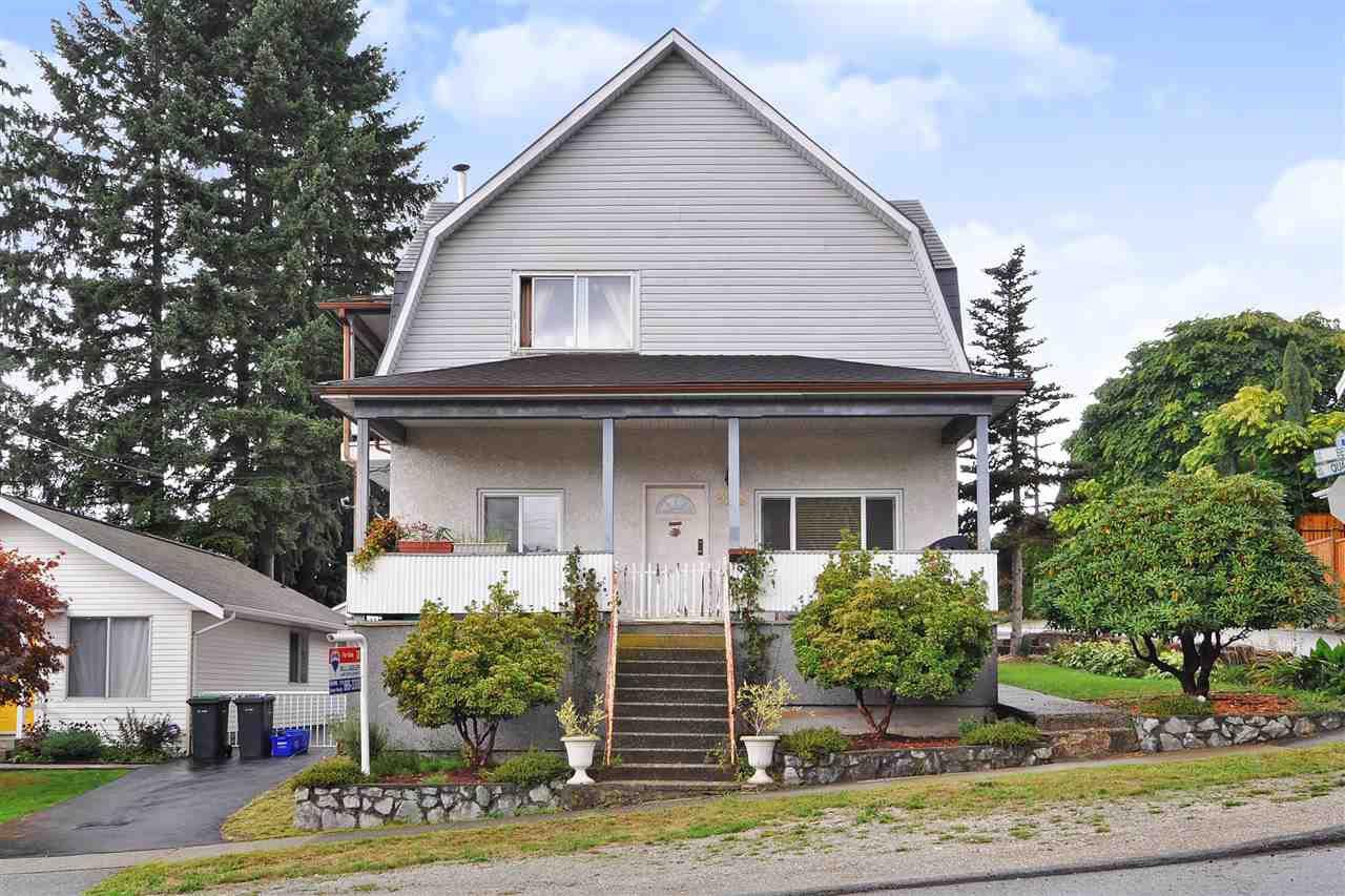 Main Photo: 224 BEGIN Street in Coquitlam: Maillardville House for sale : MLS®# R2406256
