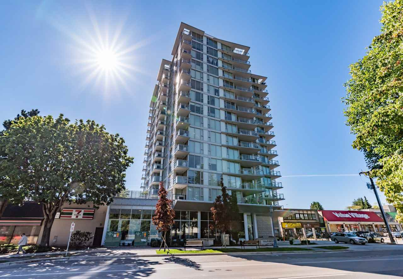 Main Photo: 1006 8288 Granville Avenue in : Brighouse South Condo for sale (Richmond)  : MLS®# R2279872