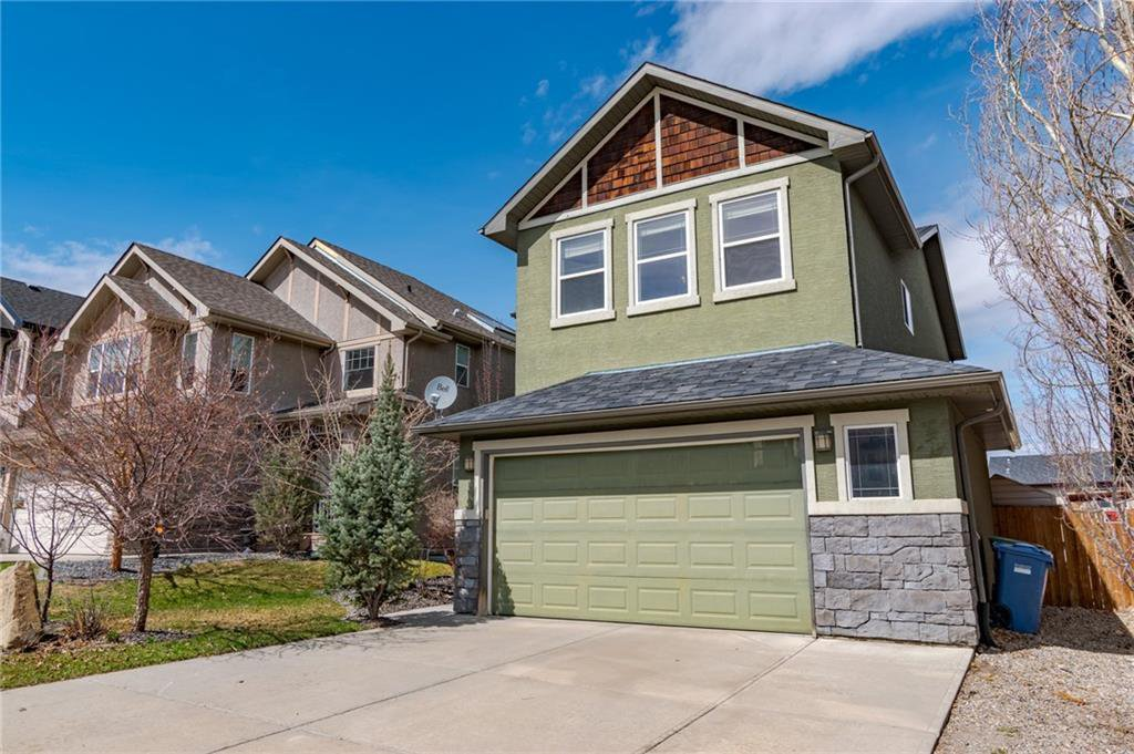 Main Photo: 10 TUSSLEWOOD Drive NW in Calgary: Tuscany Detached for sale : MLS®# C4294828