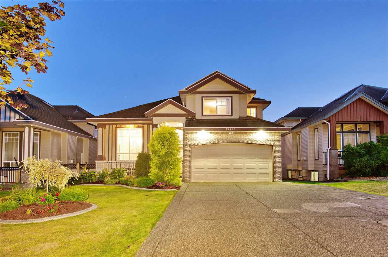 Main Photo: 14960 67 Avenue in Surrey: East Newton House for sale : MLS®# R2495256