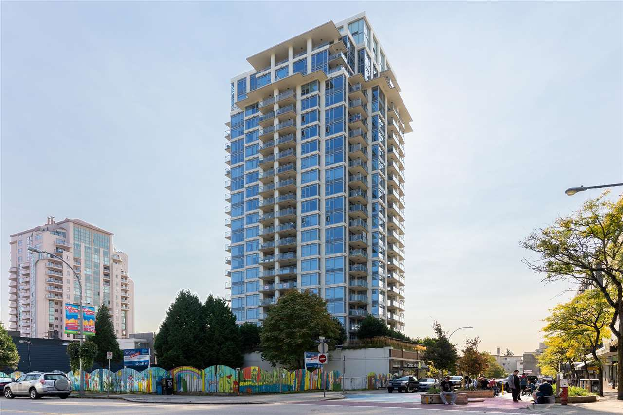 Main Photo: 511 608 BELMONT Street in New Westminster: Uptown NW Condo for sale : MLS®# R2504166