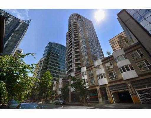 "Main Photo: 1602 1166 MELVILLE Street in Vancouver: Coal Harbour Condo for sale in ""ORCA PLACE"" (Vancouver West)  : MLS®# V899622"