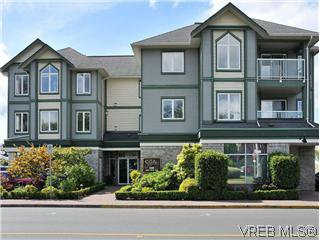 Main Photo: 202 2349 Jame White Boulevard in Sidney: SI Sidney North-East Condo Apartment for sale : MLS®# 310585