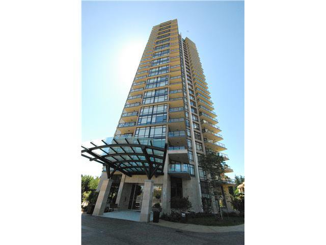 Main Photo: 2002 6188 WILSON Avenue in Burnaby: Metrotown Condo for sale (Burnaby South)  : MLS®# V1002375