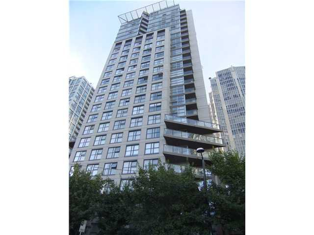 Main Photo: # 307 989 BEATTY ST in Vancouver: Yaletown Condo for sale (Vancouver West)  : MLS®# V1013946