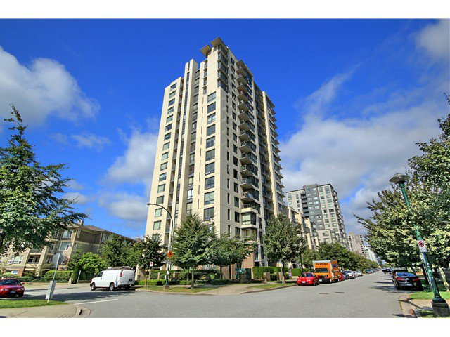 """Main Photo: 516 3588 CROWLEY Drive in Vancouver: Collingwood VE Condo for sale in """"NEXUS by BOSA"""" (Vancouver East)  : MLS®# V1050580"""