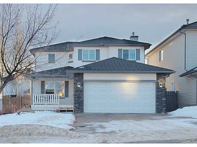 Main Photo: 69 WESTRIDGE Drive: Okotoks Residential Detached Single Family for sale : MLS®# C3649448