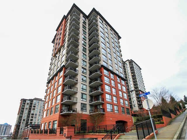 "Main Photo: 803 813 AGNES Street in New Westminster: Downtown NW Condo for sale in ""DOWNTOWN NW"" : MLS®# V1101785"