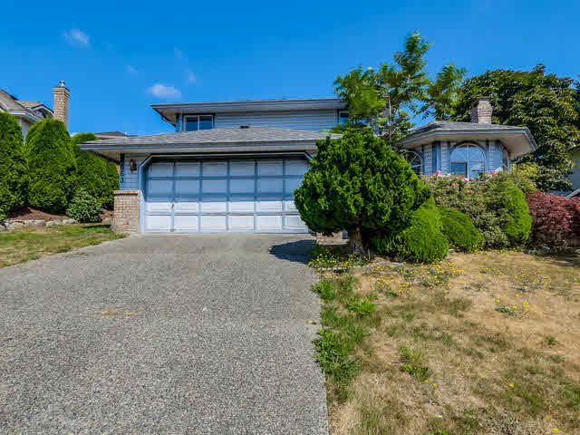 Main Photo: 2663 DELAHAYE Drive in Coquitlam: Scott Creek House for sale : MLS®# V1135267