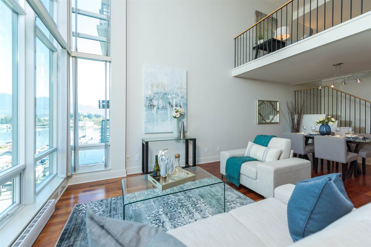 """Main Photo: 807 590 NICOLA Street in Vancouver: Coal Harbour Condo for sale in """"Cascina"""" (Vancouver West)  : MLS®# R2053139"""