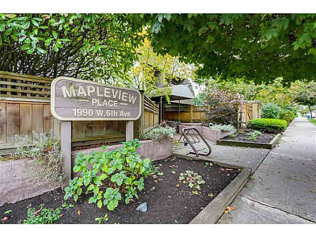 Main Photo: 307 1990 W 6TH AVENUE in : Kitsilano Condo for sale : MLS®# V1083744