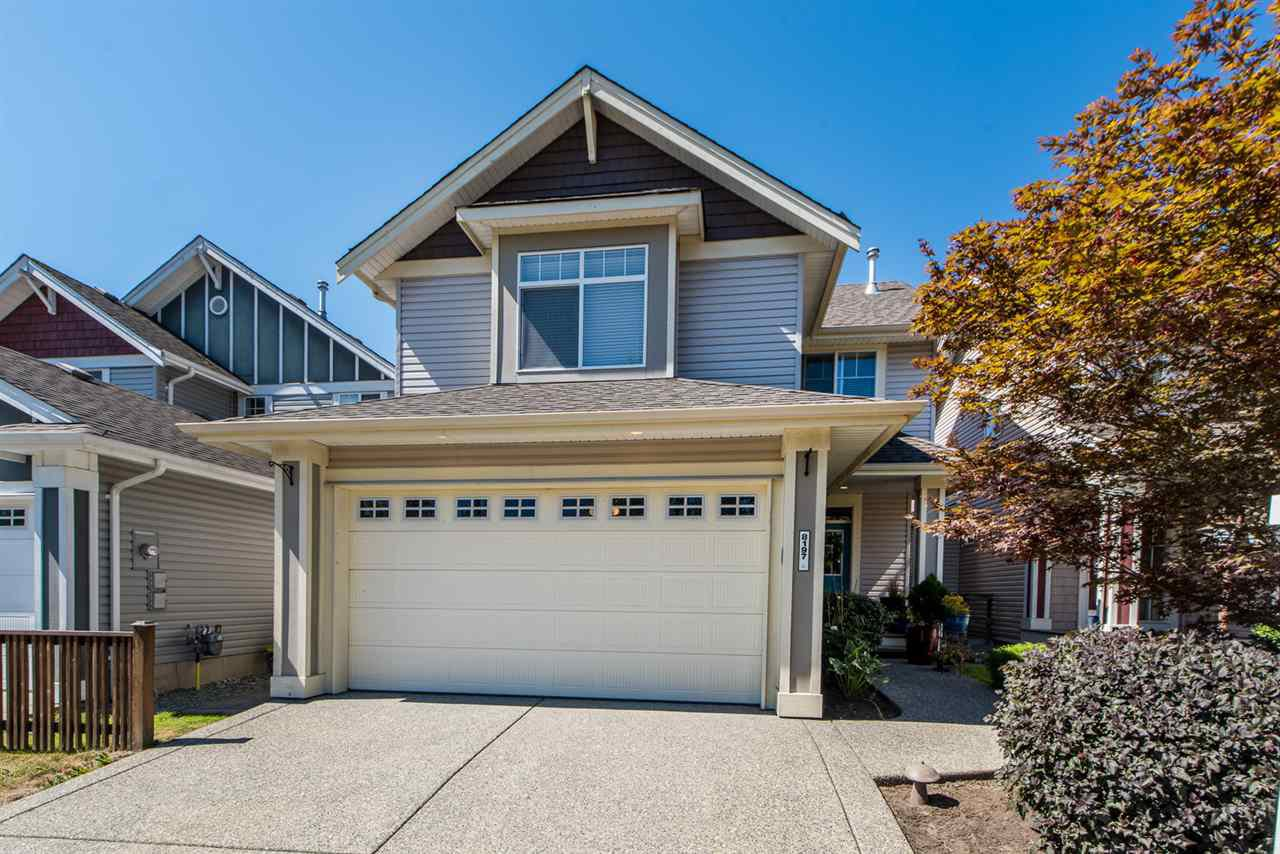 "Photo 1: Photos: 8197 212 Street in Langley: Willoughby Heights House for sale in ""YORKSON"" : MLS®# R2102079"
