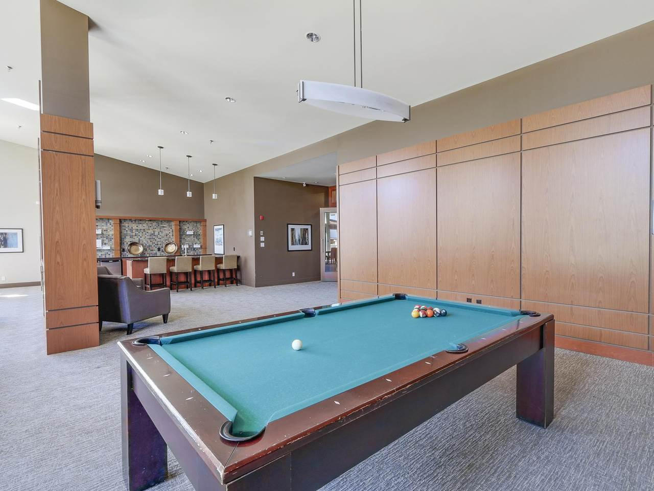 """Photo 13: Photos: 108 1150 KENSAL Place in Coquitlam: New Horizons Condo for sale in """"Windsor Gate"""" : MLS®# R2102595"""
