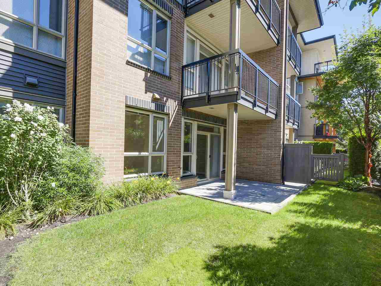 """Photo 11: Photos: 108 1150 KENSAL Place in Coquitlam: New Horizons Condo for sale in """"Windsor Gate"""" : MLS®# R2102595"""