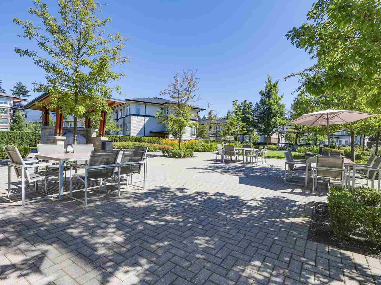 """Photo 12: Photos: 108 1150 KENSAL Place in Coquitlam: New Horizons Condo for sale in """"Windsor Gate"""" : MLS®# R2102595"""