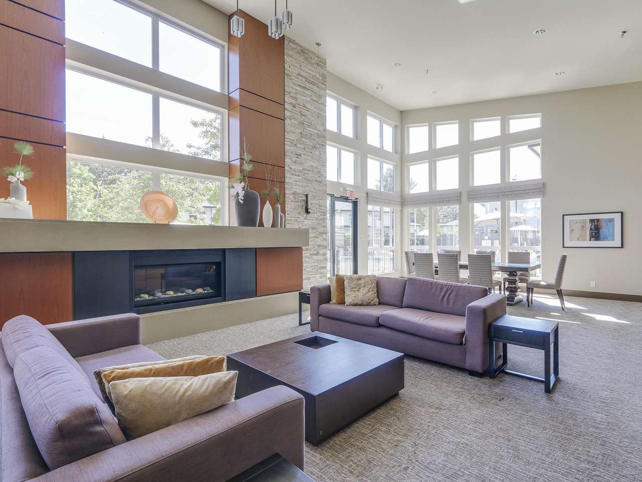 """Photo 14: Photos: 108 1150 KENSAL Place in Coquitlam: New Horizons Condo for sale in """"Windsor Gate"""" : MLS®# R2102595"""