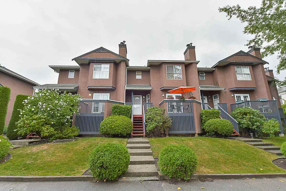 "Main Photo: 2 1336 PITT RIVER Road in Port Coquitlam: Citadel PQ Townhouse for sale in ""REMAX PPTY MGMT"" : MLS®# R2105788"