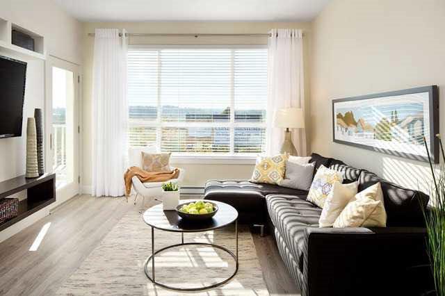 "Main Photo: 206 16396 64 Avenue in Surrey: Cloverdale BC Condo for sale in ""THE RIDGE BOSE FARMS"" (Cloverdale)  : MLS®# R2122383"