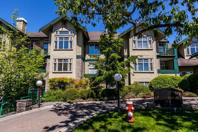 """Main Photo: 303 83 STAR Crescent in New Westminster: Queensborough Condo for sale in """"Residences by the River"""" : MLS®# R2165746"""