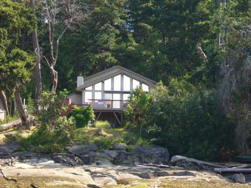 Main Photo: 260 Forbes Rd. Thetis Island in Thetis Island: House for sale : MLS®# 235194