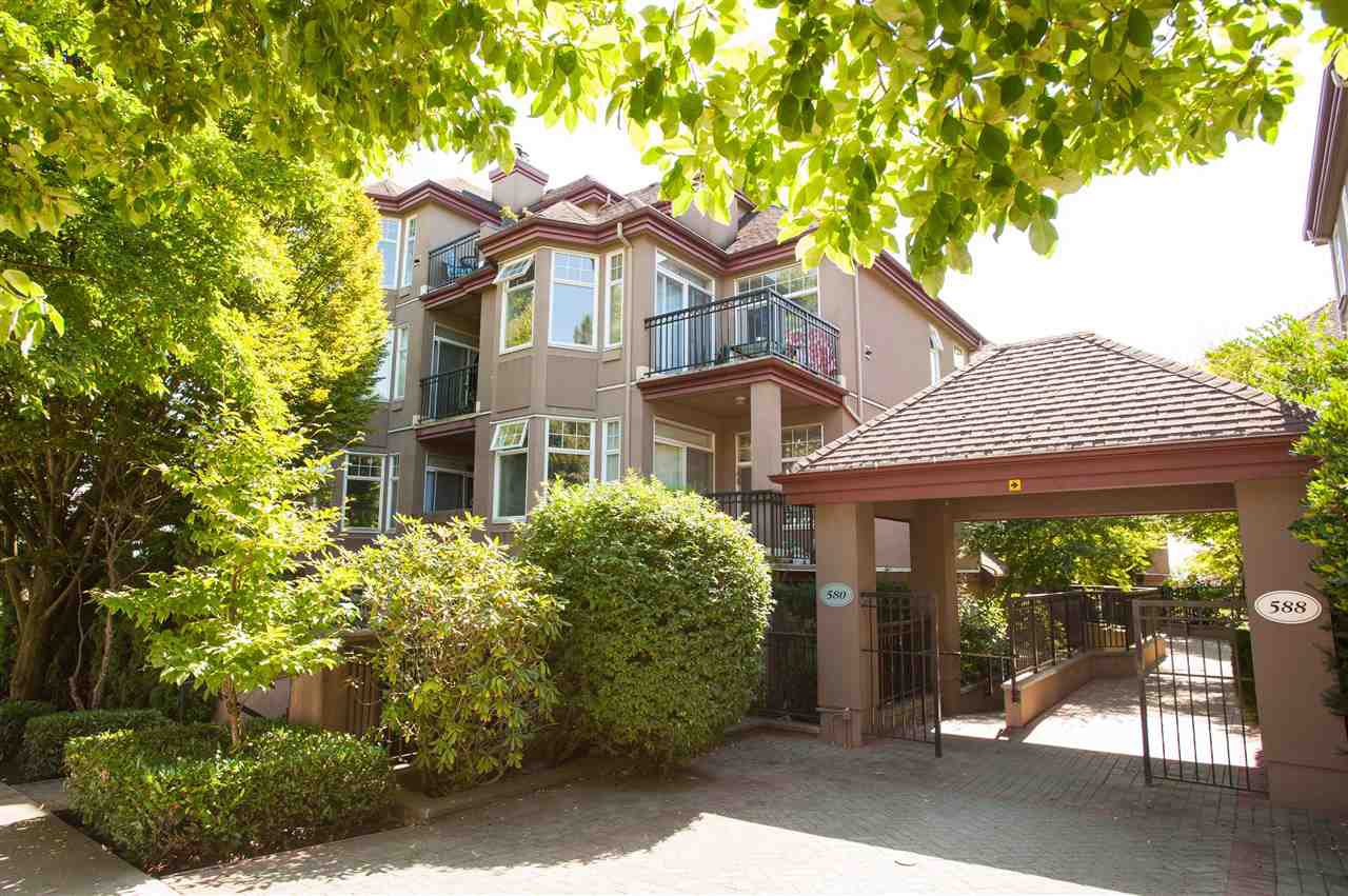 "Main Photo: 209 580 TWELFTH Street in New Westminster: Uptown NW Condo for sale in ""THE REGENCY"" : MLS®# R2199088"