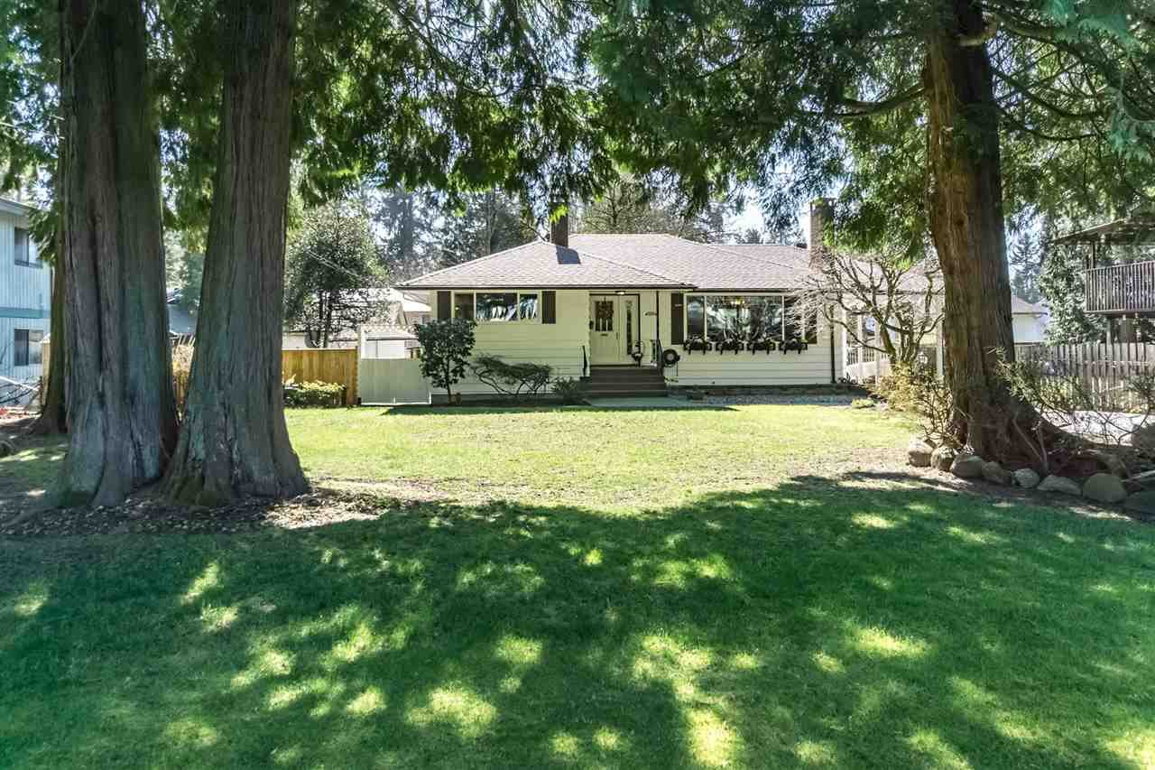 Main Photo: 2606 LARKIN Avenue in Port Coquitlam: Woodland Acres PQ House for sale : MLS®# R2250296