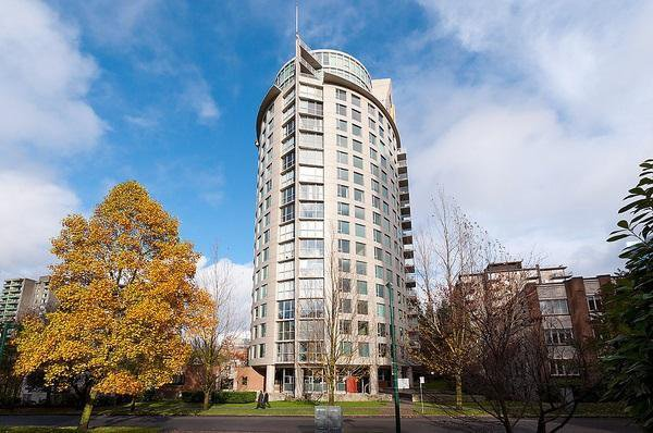 Main Photo: 1304 1277 NELSON Street in Vancouver: West End VW Condo for sale (Vancouver West)  : MLS®# R2041588