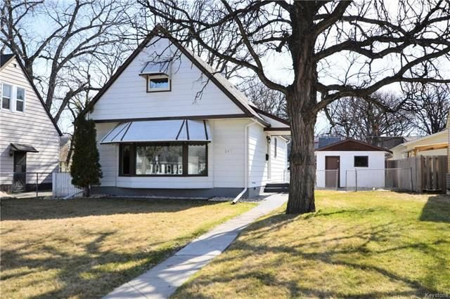 Main Photo: 347 Duffield Street in Winnipeg: Deer Lodge Residential for sale (5E)  : MLS®# 1810583
