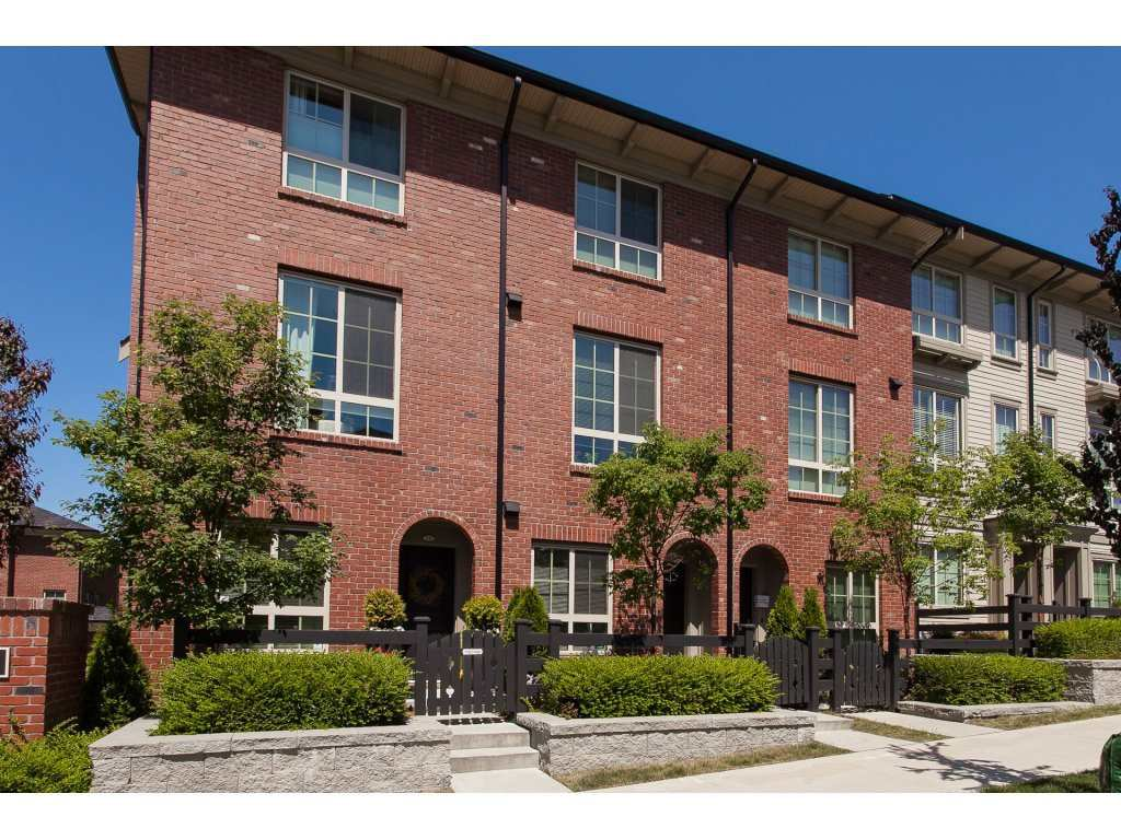 "Main Photo: 11 16261 23A Street in Surrey: Grandview Surrey Townhouse for sale in ""Morgan By Mosaic"" (South Surrey White Rock)  : MLS®# R2269811"