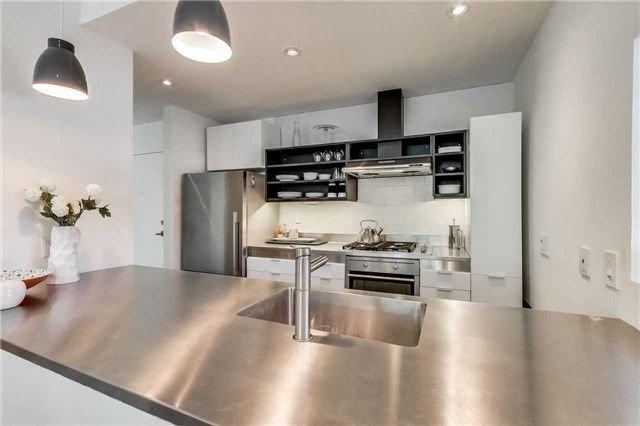 Photo 2: Photos: #101 34 Claremont Street in Toronto: Trinity-Bellwoods Condo for sale (Toronto C01)  : MLS®# C4247542