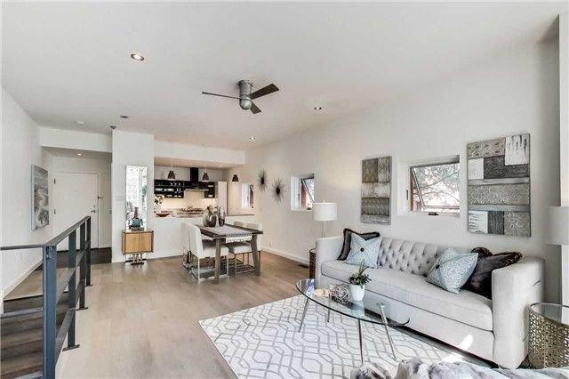 Photo 12: Photos: #101 34 Claremont Street in Toronto: Trinity-Bellwoods Condo for sale (Toronto C01)  : MLS®# C4247542