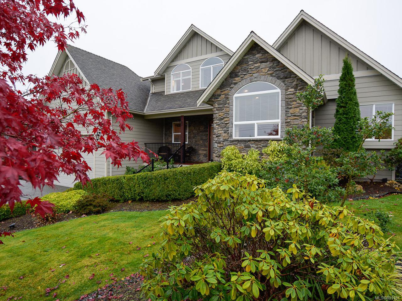 Main Photo: 375 WAYNE ROAD in CAMPBELL RIVER: CR Willow Point House for sale (Campbell River)  : MLS®# 801101