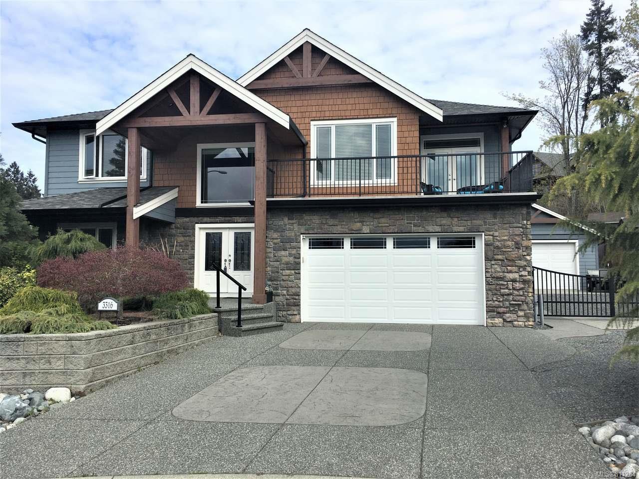 Main Photo: 3316 SAVANNAH PLACE in NANAIMO: Na North Jingle Pot House for sale (Nanaimo)  : MLS®# 811284