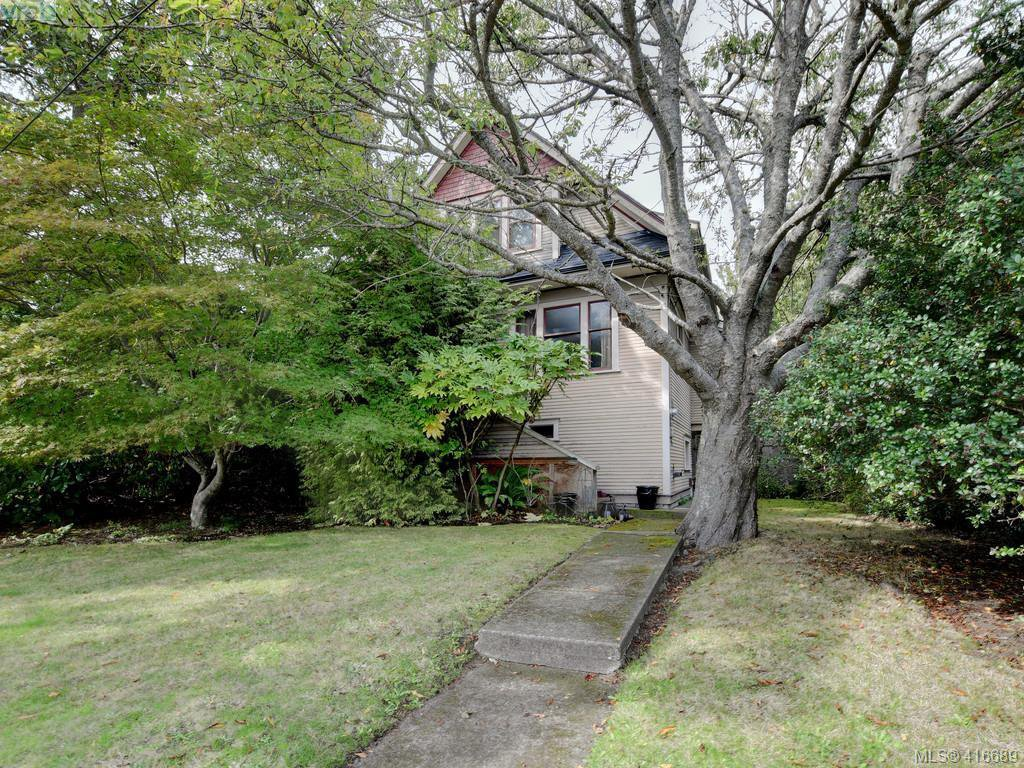 Main Photo: 1960 St. Ann Street in VICTORIA: OB North Oak Bay Single Family Detached for sale (Oak Bay)  : MLS®# 416689
