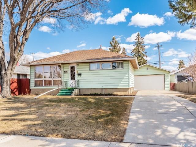 Main Photo: 2603 Dufferin Avenue in Saskatoon: Avalon Residential for sale : MLS®# SK805441