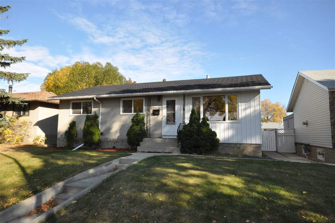 Main Photo: 16622 105 Avenue in Edmonton: Zone 21 House for sale : MLS®# E4217940
