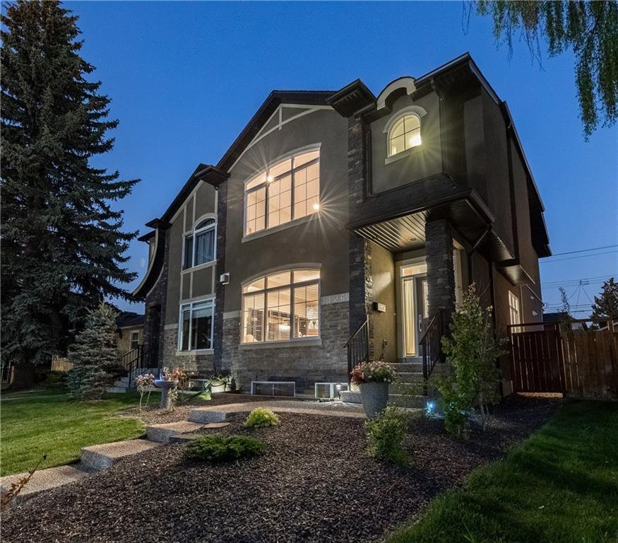 Main Photo: 1126 17 Avenue NW in Calgary: Capitol Hill Semi Detached for sale : MLS®# A1042734