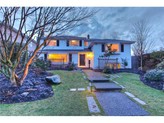 Main Photo: 5323 MANSON Street in Vancouver: Cambie House for sale (Vancouver West)  : MLS®# V874439