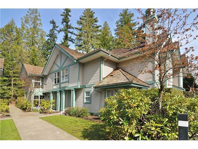 """Main Photo: 5 65 FOXWOOD Drive in Port Moody: Heritage Mountain Townhouse for sale in """"FOREST HILLS"""" : MLS®# V1054464"""