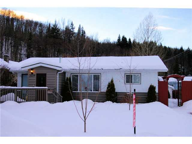 Main Photo: 3239 CHRISTENSON Road in Prince George: Peden Hill House for sale (PG City West (Zone 71))  : MLS®# N241795