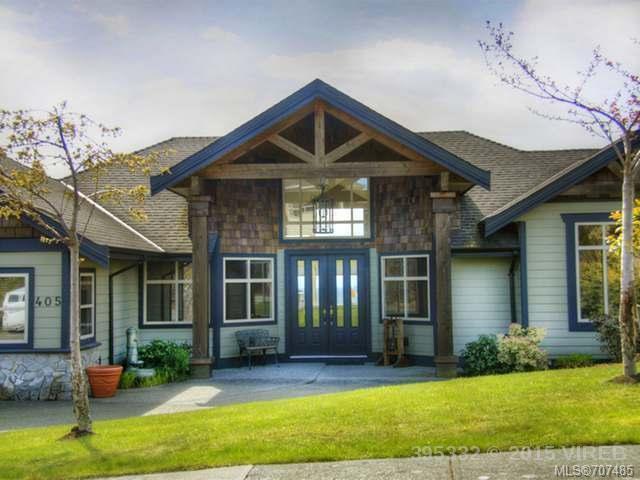 Main Photo: 405 Belmonte Pl in NANAIMO: Na Hammond Bay House for sale (Nanaimo)  : MLS®# 707485
