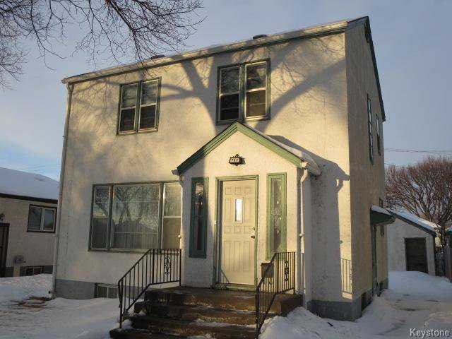 1248 sq.ft. 2 Storey Family Home - Shingles approx 7 years old