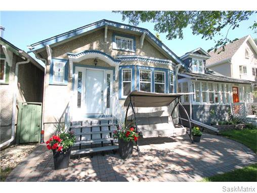 Main Photo: 2505 WALLACE Street in Regina: Arnhem Place Single Family Dwelling for sale (Regina Area 03)  : MLS®# 579750