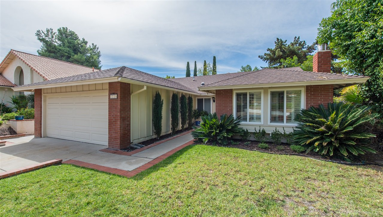 Main Photo: SAN CARLOS House for sale : 4 bedrooms : 7714 Volclay Drive in San Diego