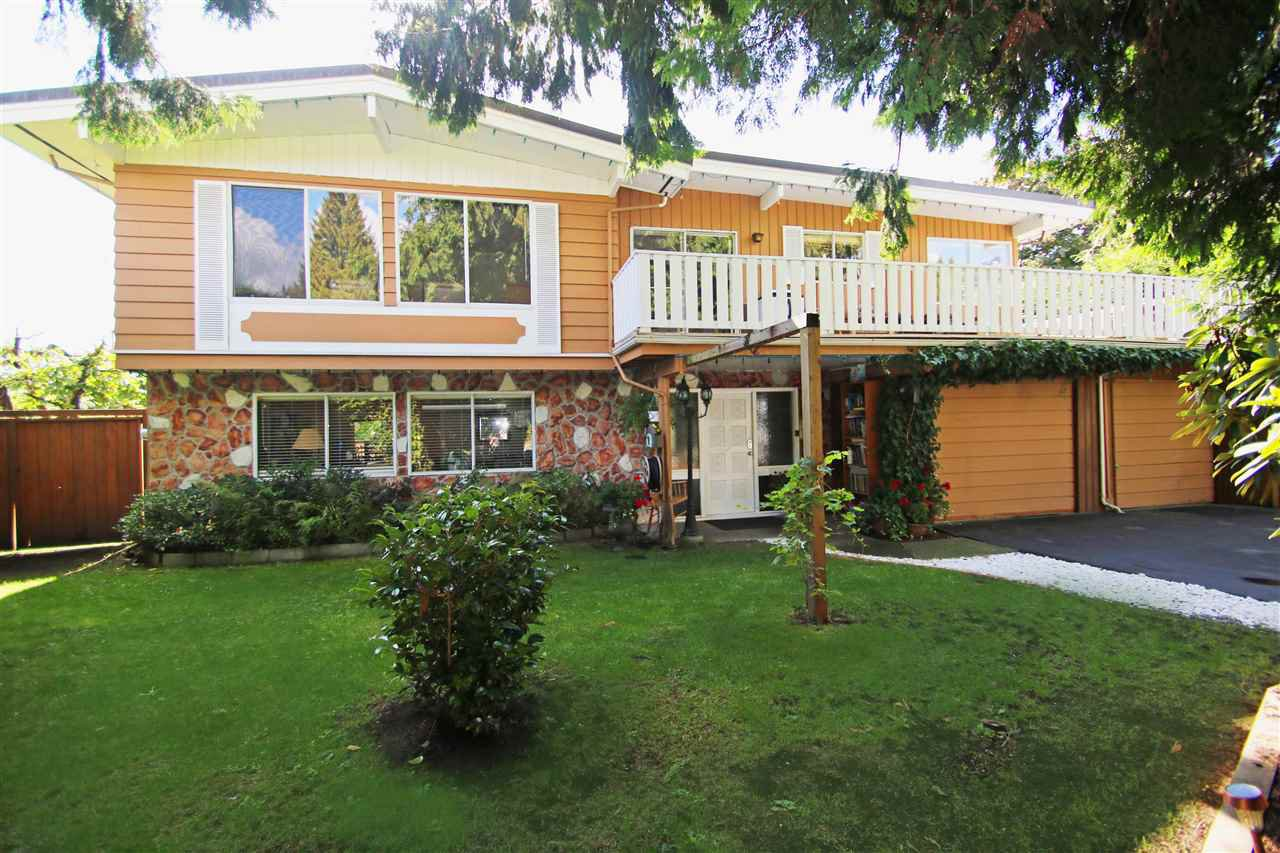 Main Photo: 1142 BLUE HERON Crescent in Port Coquitlam: Lincoln Park PQ House for sale : MLS®# R2116180