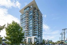 """Main Photo: 906 1455 GEORGE Street: White Rock Condo for sale in """"AVRA"""" (South Surrey White Rock)  : MLS®# R2121066"""