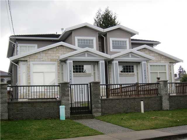Main Photo: 6114 BRYANT STREET in : Upper Deer Lake House 1/2 Duplex for sale : MLS®# V877254
