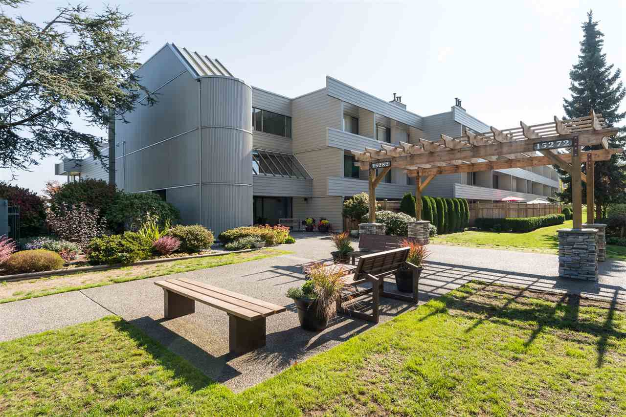 """Main Photo: 211 15282 19TH Avenue in Surrey: King George Corridor Condo for sale in """"Park View Terrace"""" (South Surrey White Rock)  : MLS®# R2132477"""