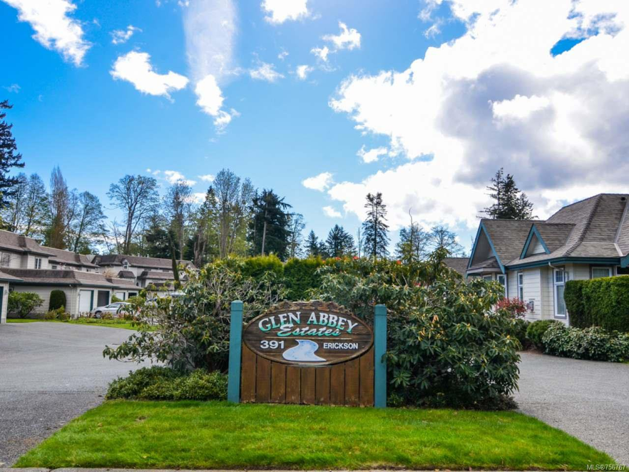 Main Photo: 14 391 ERICKSON ROAD in CAMPBELL RIVER: CR Willow Point Row/Townhouse for sale (Campbell River)  : MLS®# 756767
