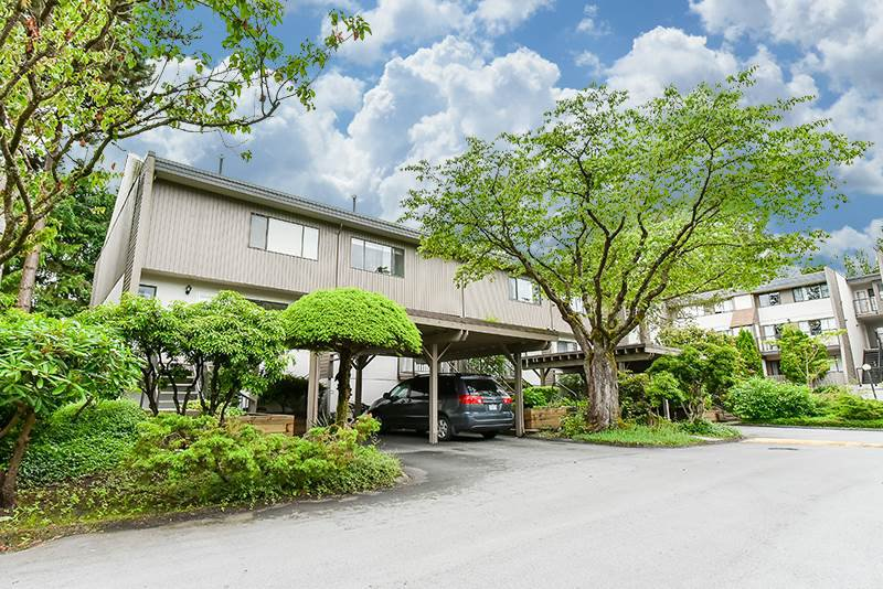"Main Photo: 7374 CORONADO Drive in Burnaby: Montecito Townhouse for sale in ""CORONADO DRIVE"" (Burnaby North)  : MLS®# R2179158"